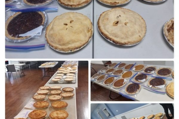 Oct 2020 Pie Sale