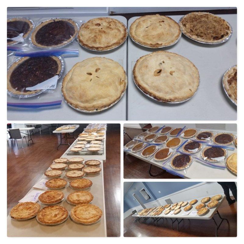 Oct 2020 Pie Sale